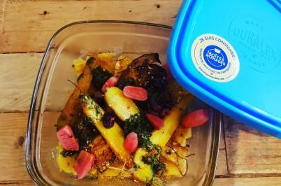 Dose de sens utilise Les boites Nomades pour vos plats à emporter Zéro Déchet
