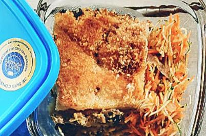 La fées'tine utilise Les boites Nomades pour vos plats à emporter Zéro Déchet