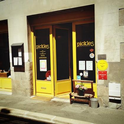 Photo de Pickles, membre de Bout à Bout, réseau de réemploi des bouteilles en verre en Pays de la Loire