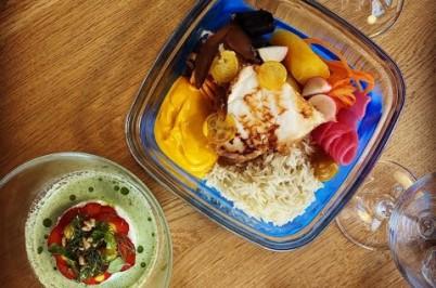 Pickles utilise Les boites Nomades pour vos plats à emporter Zéro Déchet