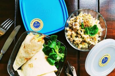 Little Britain Café utilise Les boites Nomades pour vos plats à emporter Zéro Déchet