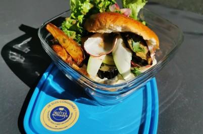 Clapton Café et Ateliers utilise Les boites Nomades pour vos plats à emporter Zéro Déchet