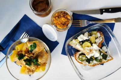 Mousse café Laverie utilise Les boites Nomades pour vos plats à emporter Zéro Déchet